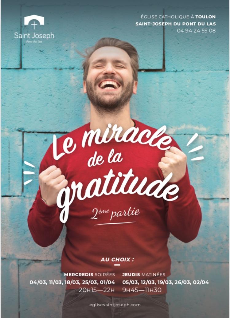 Miracle gratitude