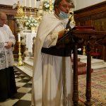 L'abbé Fabrice Loiseau, curé de la paroisse Saint-François-de-Paule