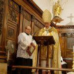 Mgr Dominique Rey, évêque de Fréjus-Toulon